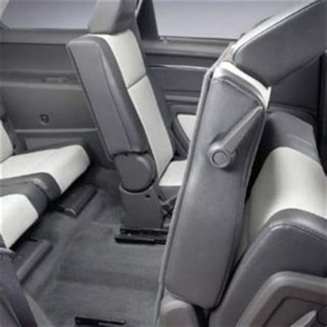 dodge journey 3rd row seat installation 2009 dodge journey redefines crossover articles