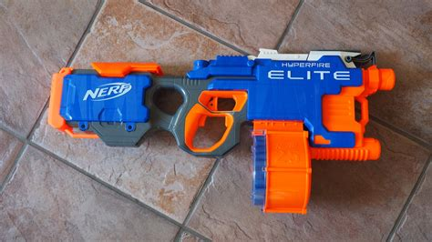 NERF Elite Hyperfire Review   Trusted Reviews