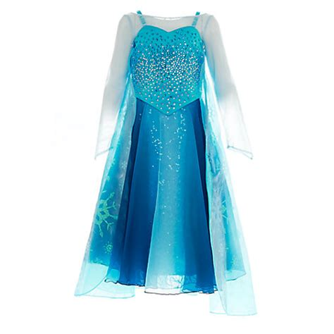 Dress Disney Premium elsa premium costume dress for
