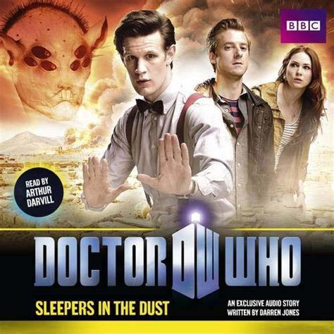 Who Wrote Sleepers Doctor Who Sleepers In The Dust Audiogo Eoh