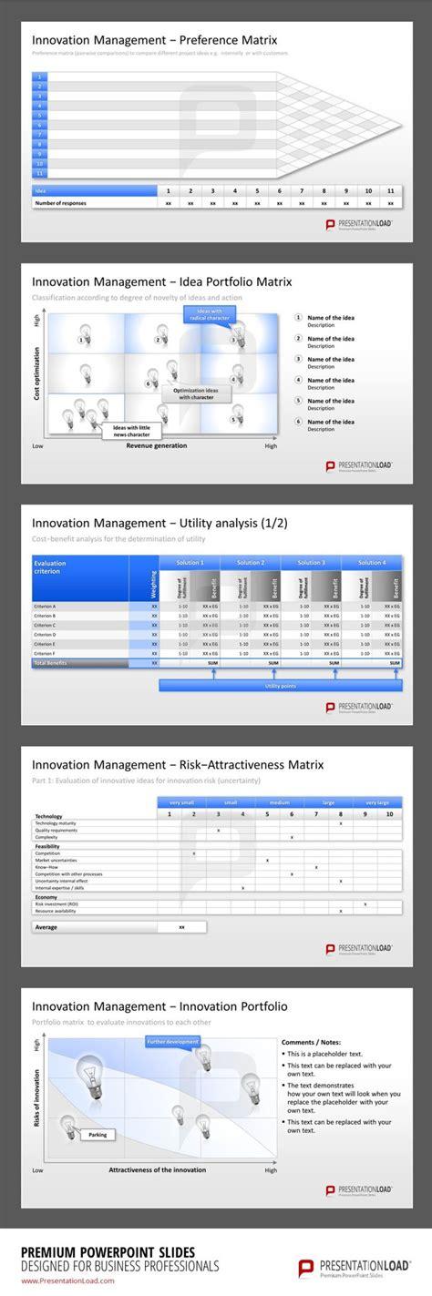Powerpoint Design Vorlagen Speicherort 16 besten innovationsmanagement ppt vorlagen bilder auf