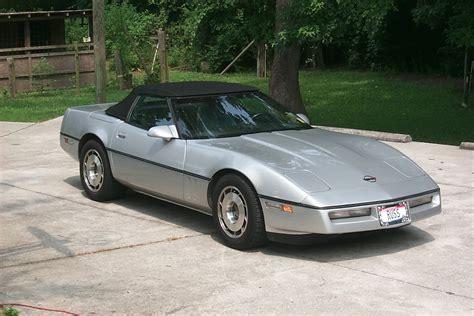 1987 chevrolet corvette overview cargurus autos post