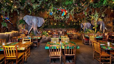 Home Decor Stores In Nj Rainforest Cafe Downtown Disney District