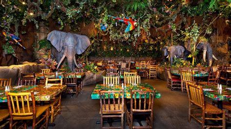 Rainforest Cafe Downtown Disney