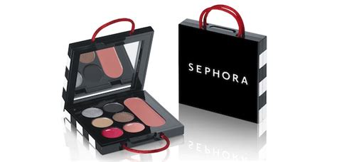 Sephora Mini Bag Palette make up la mini bag palette di sephora a 6 90