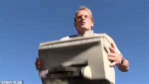 Office Space Xerox Beatdown Michael Bolton Pokes At Himself In Hilarious Office