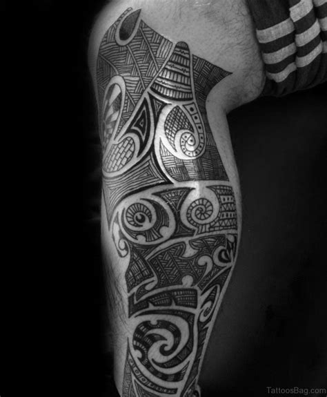amazing tribal tattoo 102 graceful tribal tattoos for leg
