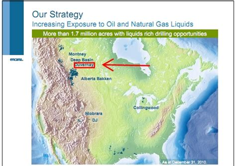 oil and gas mergers and acquisition review: encana