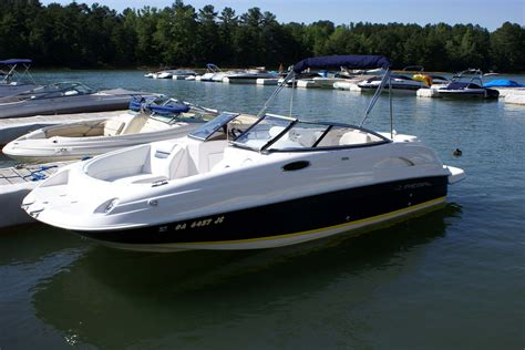 deck boats for sale 2005 regal 22 ft deck boat incl trailer the hull
