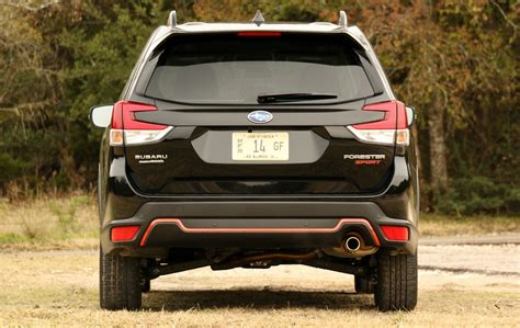 2019 Subaru Forester Sport by Adventure Machine 2019 Subaru Forester Sport Test Drive