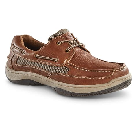 guide gear s lace up boat shoes 582590 boat water