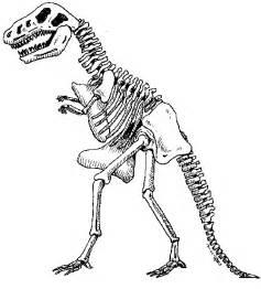 printable dinosaur skeleton template printable dinosaur skeleton pictures journaling ephemera