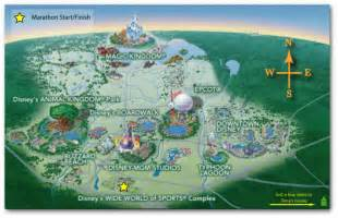 map disney world florida geography of orlando florida