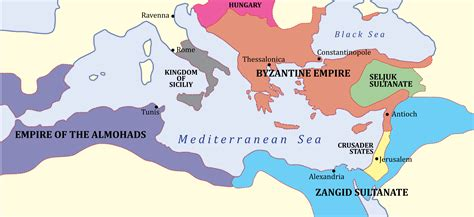 opinions on byzantine empire