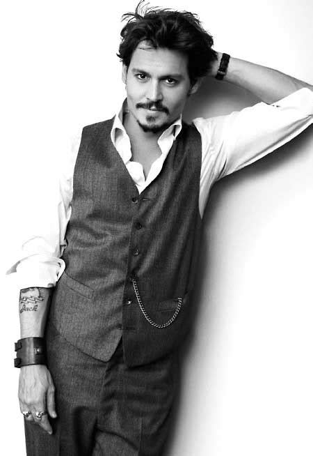 M K Takes Style Cues From Johnny Depp by Johnny Depp Read In 2 This S