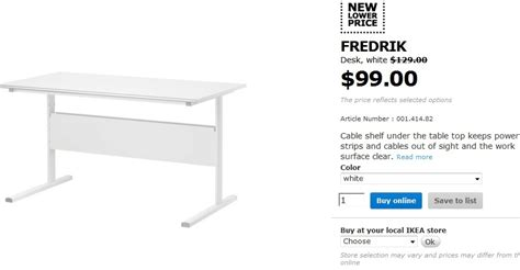 ikea price protection does ikea canada price protection if an item drops 30 in price redflagdeals forums
