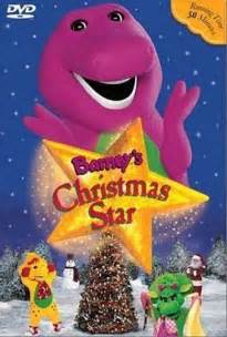 barney christmas star dvds movies ebay