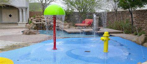 splash pad and spray park product manufacturer rain deck