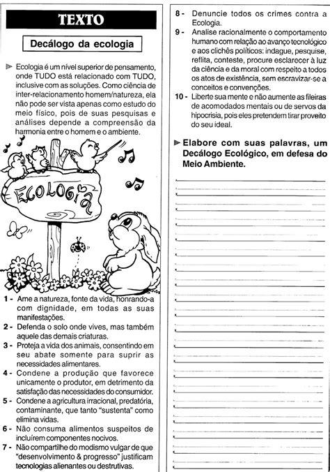 50 Atividades Meio Ambiente! - ESPAÇO EDUCAR