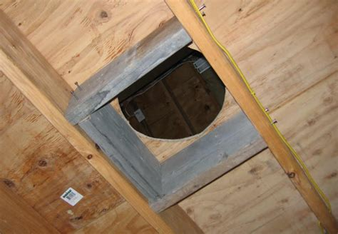 stove pipe through ceiling installing a wood stove