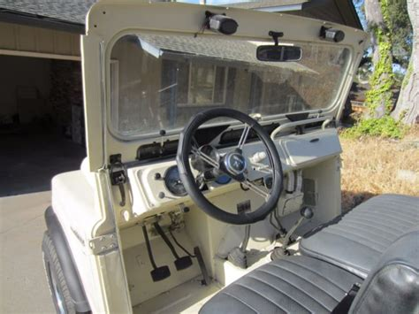 1967 nissan patrol interior 1967 nissan patrol runs well little to no rust 6