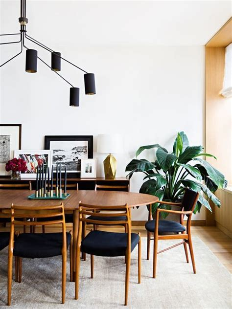vintage dining rooms best 25 mid century modern dining room ideas on pinterest