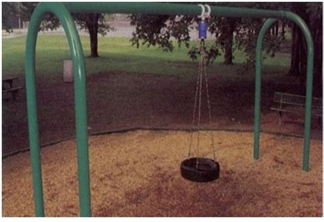 playground tire swing miracle recreation recalls tire swings due to fall hazard