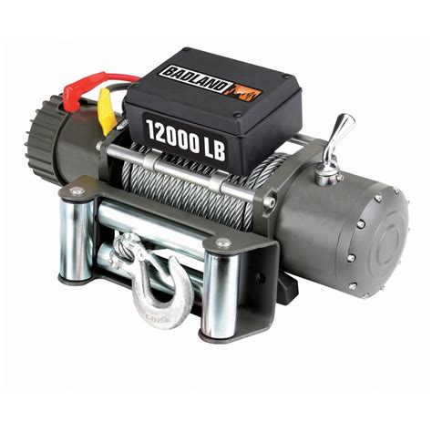 Winch Bull4x4 8000 Lbs 12 Volt 4 Ton winch d 233 finition what is