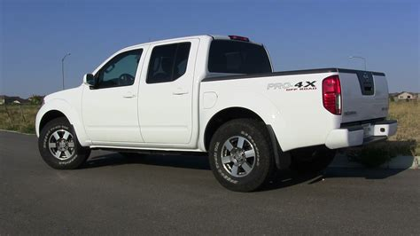 nissan truck 2012 nissan frontier pro 4x finding the sweet spot