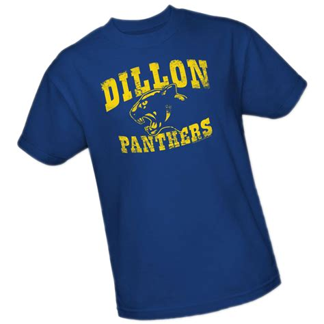 friday night lights apparel friday night lights dillon panthers t shirt ebay