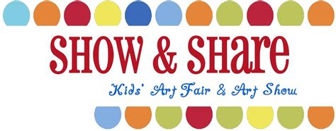 Red Barn show and share kids art fair at the big red barn in