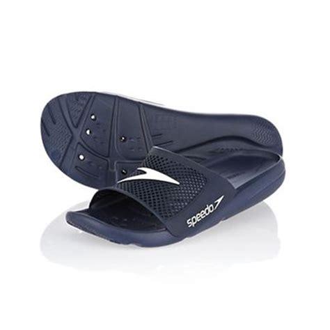 speedo sandals speedo atami slide mens swimming sandals sweatband