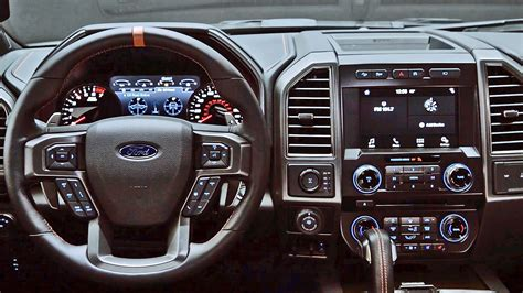 ford raptor interior interior 2017 ford f 150 raptor