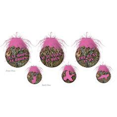 mossy oak ornaments camo outdoor orniments our 2014 themed tree on