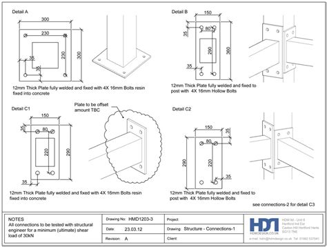 cad drawing canopy detail cad drawings