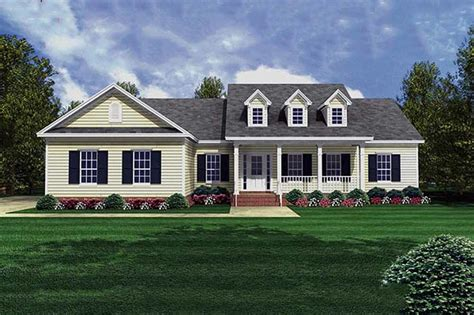 country style house plan 3 beds 3 baths 1800 sq ft plan