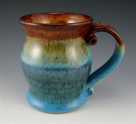 Handmade Mugs Pottery - unavailable listing on etsy