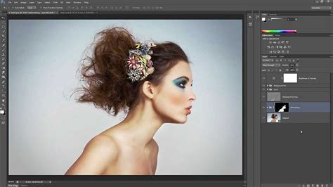 tutorial edit photo with photoshop how to retouch and airbrush skin in photoshop photoshop