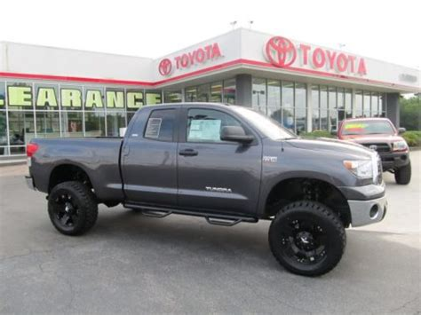 Cloninger Ford Toyota New 2011 Toyota Tundra Sr5 Cab 4x4 For Sale Stock
