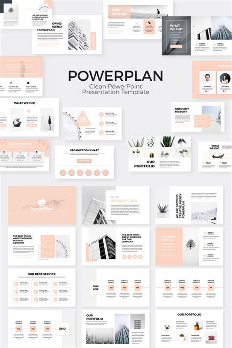 powerplan business powerpoint template