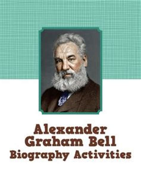 Biography Text Of Alexander Graham Bell | can you believe that the telephone started as this simple