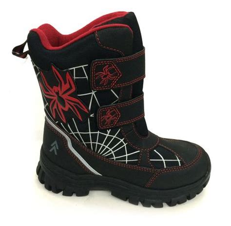 boots for toddlers walmart weather spirits toddler boys spider winter boots walmart ca