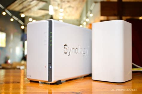 ????? Synology DS215j ??????? NAS ????????????????????? Cloud ???????   iPhoneMod