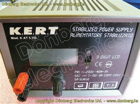 bench power supply unit test equipment bench psu bench power supply unit 1 15v max curr 3 5a 12v