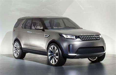 land rover discovery concept land rover discovery vision concept 50 images hd
