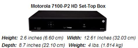 reset verizon fios tv remote motorola 7100 p2 hd set top box small business customer