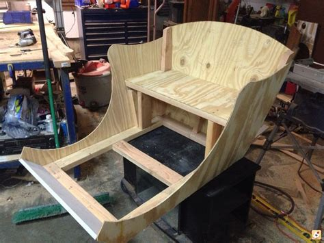 horse sleigh build  christmas woodworking stuff