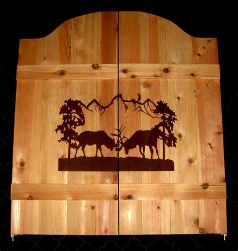 western swinging saloon doors bull elk saloon cafe swinging doors western cabin rustic
