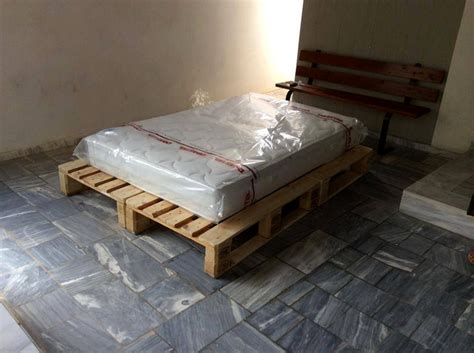 pallet bed frame ideas ideas about pallet bed frames pallet wood projects