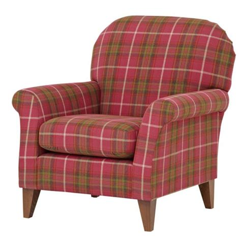 Plaid Armchair by Southwold Chair From Next Armchairs Housetohome Co Uk